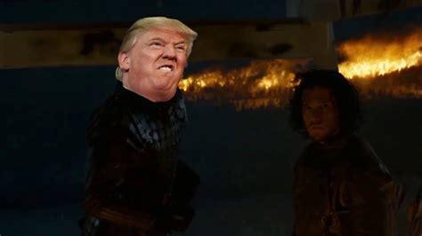 of thrones staffel 7 so ist donald trumps of thrones meme