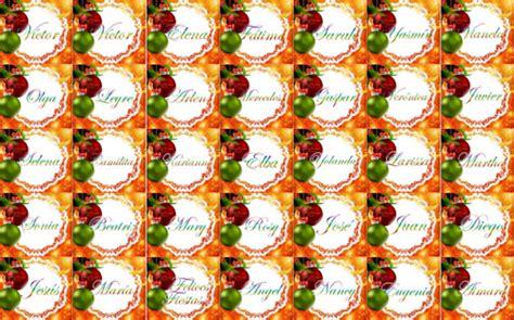 imagenes de navidad con nombres banco de im 193 genes 40 nombres de personas en hermosas