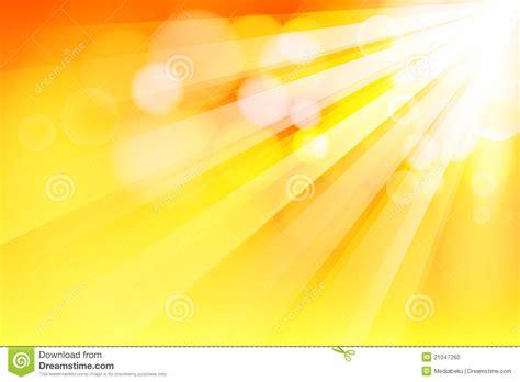 sun ray stock photo image