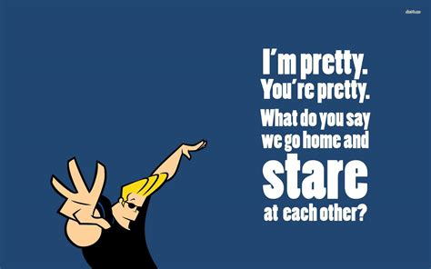 johnny bravo quotes johnny bravo wallpapers wallpaper cave