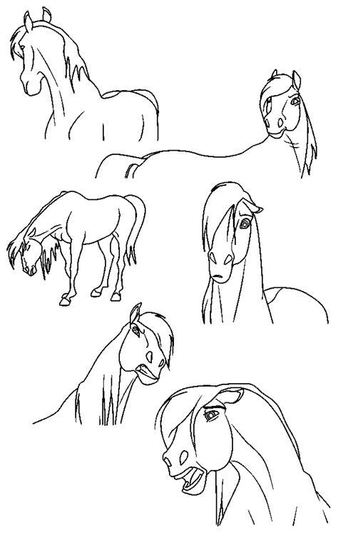 spirit 2 stallion of the cimarron drawings bases spirit stallion of cimarron 29 vr 2 by ariukas on