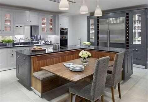 20 beautiful kitchen islands with seating k 246 k hus och