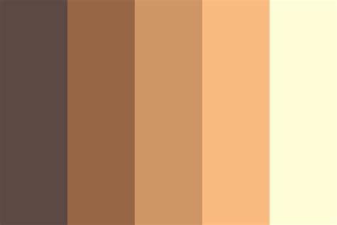 gold color palette brushed gold color palette