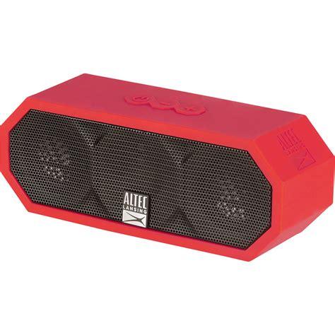 Altec Lansing Speaker altec lansing jacket h2o 3 bluetooth wireless speaker
