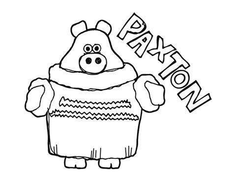 download timmy time colouring pagesfree coloring pages for