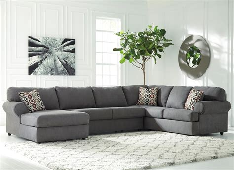 ashley furniture sectional couch signature design by ashley jayceon 3 piece sectional with