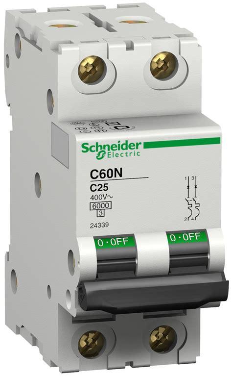Mcb Domae Mini Circuit Breaker Schneider 2p 6a 2x6a kvc industrial supplies sdn bhd c60n mcb 6a 2p 10ka c curve