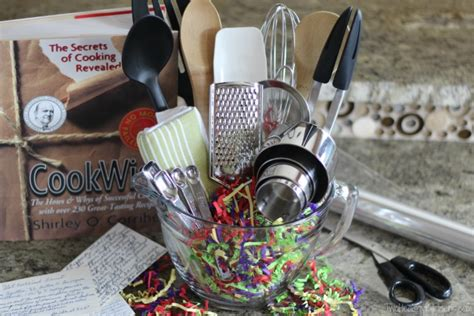 kitchen gift basket ideas creative gift ideas