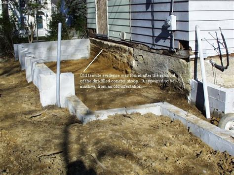 Adding Plumbing To Slab Foundation by Pre Treatment And Termite Proofing United Exterminating