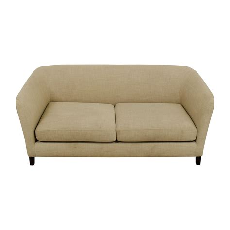 crate and barrel mid century sofa sofas used sofas for sale