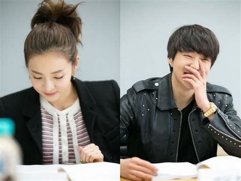 drakorindo we broke up quot we broke up quot starring sandara park and kang seung yoon