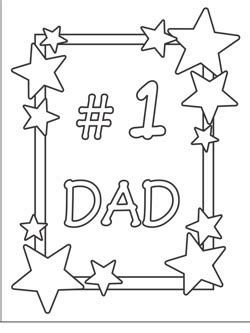 preschool s day card template free printable fathers day cards coloring cards for