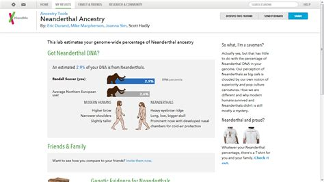 ancestry dna sle report genea musings my 23andme dna test results post 1