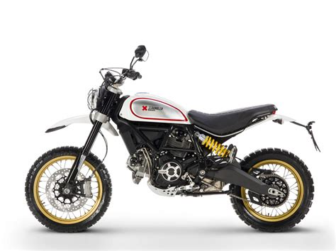 Ducati Motorrad 2017 by Ducati Scrambler Desert Sled 2017 Motorrad Fotos