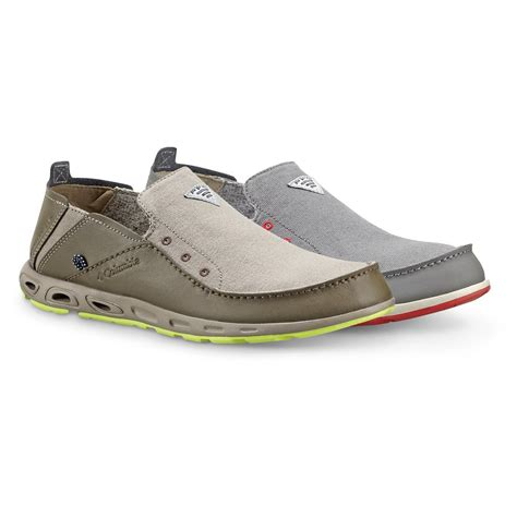 columbia s bahama vent pfg slip on boat shoes 653822
