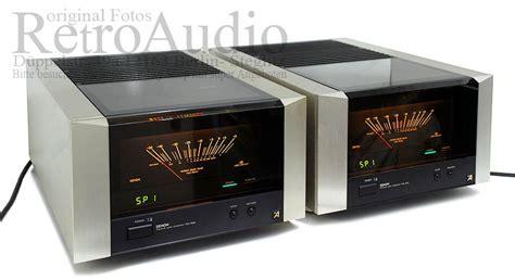 Power Lifier Denon denon poa 8000
