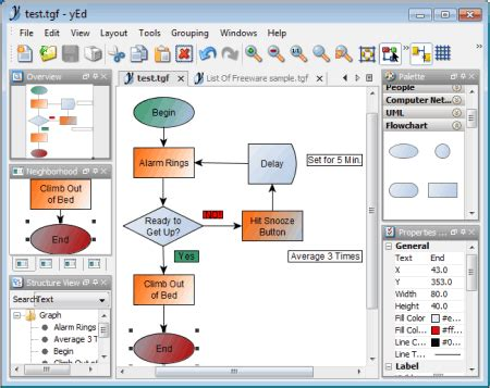 program flowchart maker 10 best free flowchart software for windows