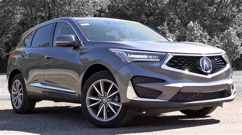 rdx acura reviews 2019 acura rdx review