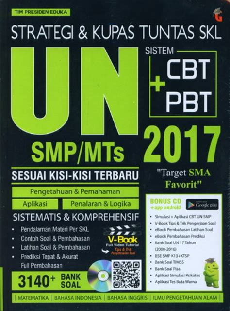 X Press Un Smp Ipa 2017 bukukita strategi kupas tuntas skl un smp mts ipa 2017