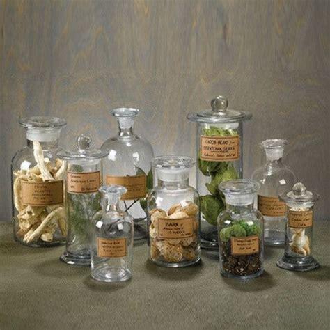 bathroom glass jar best 25 apothecary jars bathroom ideas on pinterest