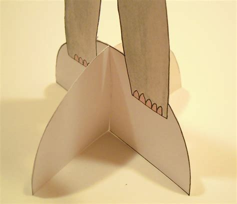 How To Make A Paper Doll Stand - an elephant a day elephant no 298 paper doll
