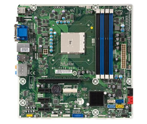 hp pavilion 500 277c motherboard diagram and other motherboard msi ms 7778 bing images