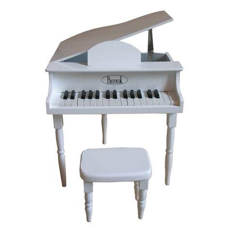 Petit Tabouret Blanc by Petit Piano Et Tabouret Blanc Protocol D 233 Co En Ligne