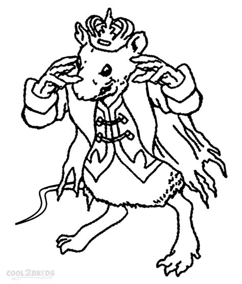 nutcracker suite coloring pages mouse nutcracker coloring pages coloringsuite com