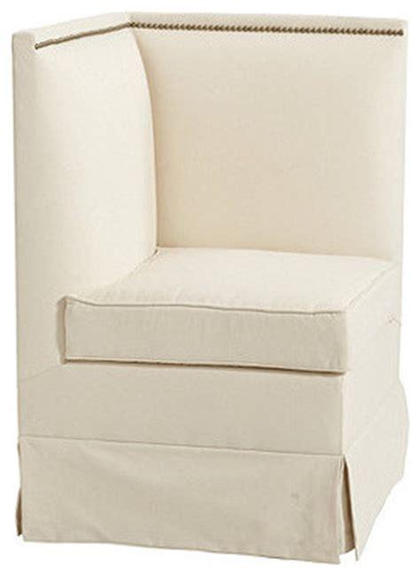 corner upholstered bench hton upholstered corner bench traditional upholstered benches by ballard designs