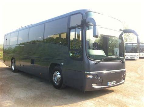 vehicle details  volvo bm plaxton paragon  seater     coach
