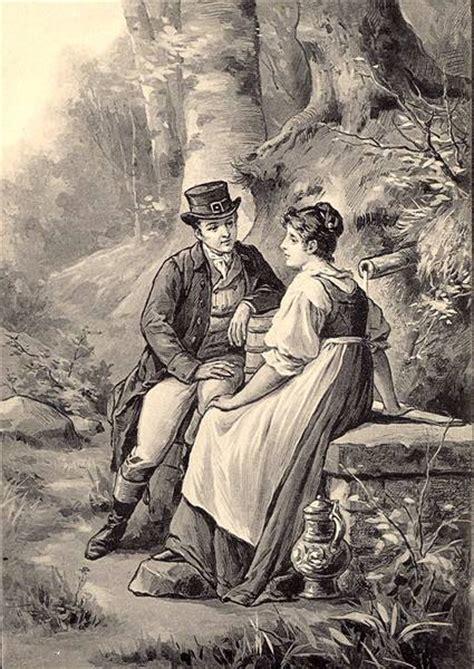 faust 1 garten das goethezeitportal illustrationen der werke von goethe