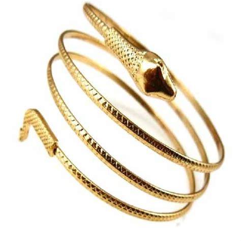 Arm Bangles And Bracelets by Fashion Snake Spiral Arm Cuff Armlet Armband Bangle