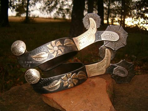 Handmade Spurs - custom silver spurs pictures to pin on pinsdaddy
