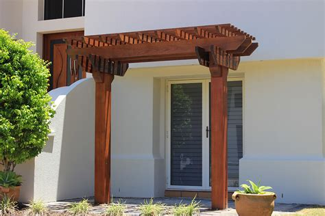 pergola design ideas two post pergola kwila pergola timber