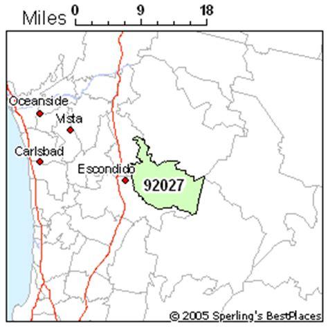 zip code map escondido ca best place to live in escondido zip 92027 california