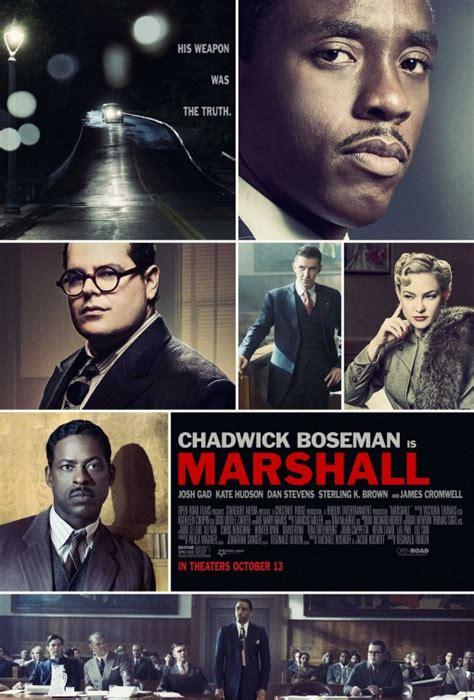 film 2017 marshall marshall movie review a historical courtroom buddy dramedy