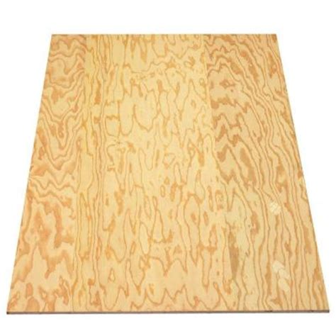 sanded plywood fsc certified common 11 32 in x 4 ft