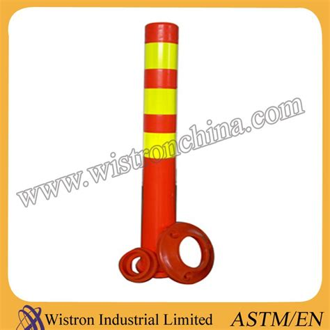 china wholesale traffic safety flexible pole buy
