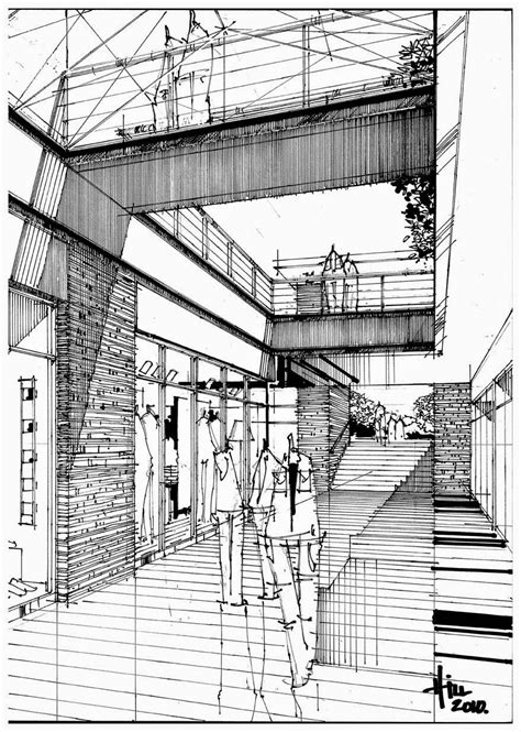 Sketches Architecture by Design Stack A About Design And Architecture