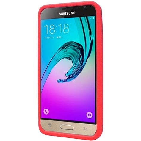 Softcase Spigen Samsung J3 Prime Soft Rugged Cover Carbon for samsung galaxy j3 j320 2016 rugged thick silicone grip soft skin cover ebay