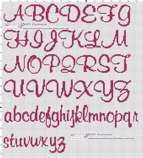 lettere in punto croce amorevitacrocette vari alfabeti a punto croce