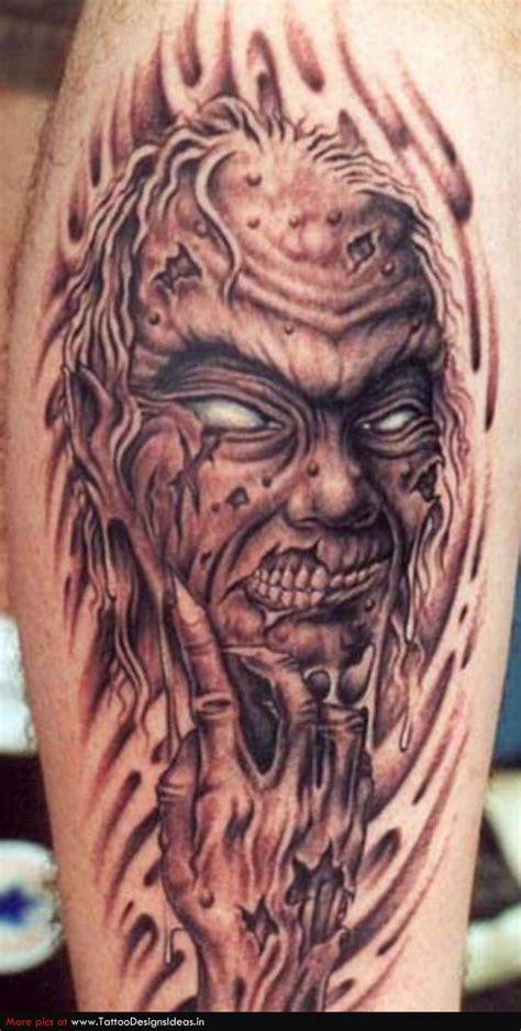 devil head tattoo designs