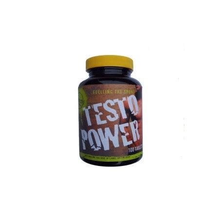 the power testo testo power 100 tablets ultimate nutrition