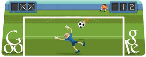 doodle 4 interactive soccer 2012