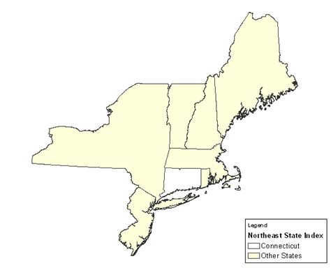 map of northeastern united states without names free map of northeast states digital image file
