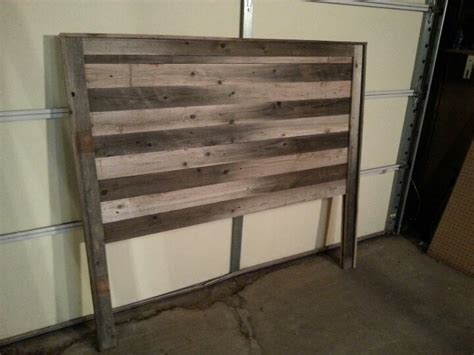 Picket Fence Headboard Fence Picket Headboard For The Home