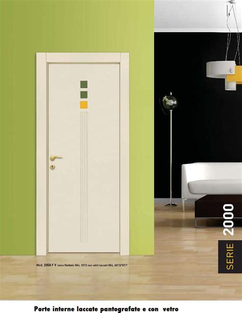 porte interne pantografate porte interne laccate pantografate infix