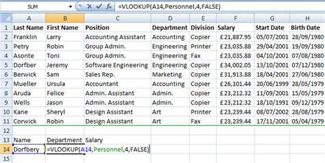 vlookup tutorial true false excel tutorial using lookup formulas vlookup hlookup