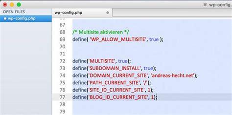 tutorial wordpress multi user wordpress multisite tutorial multiple blogs on a single