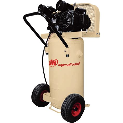 free shipping ingersoll rand garage mate portable electric air compressor 2 hp 20 gallon